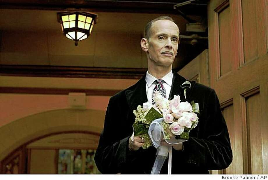 John Waters Photo: Brooke Palmer, AP