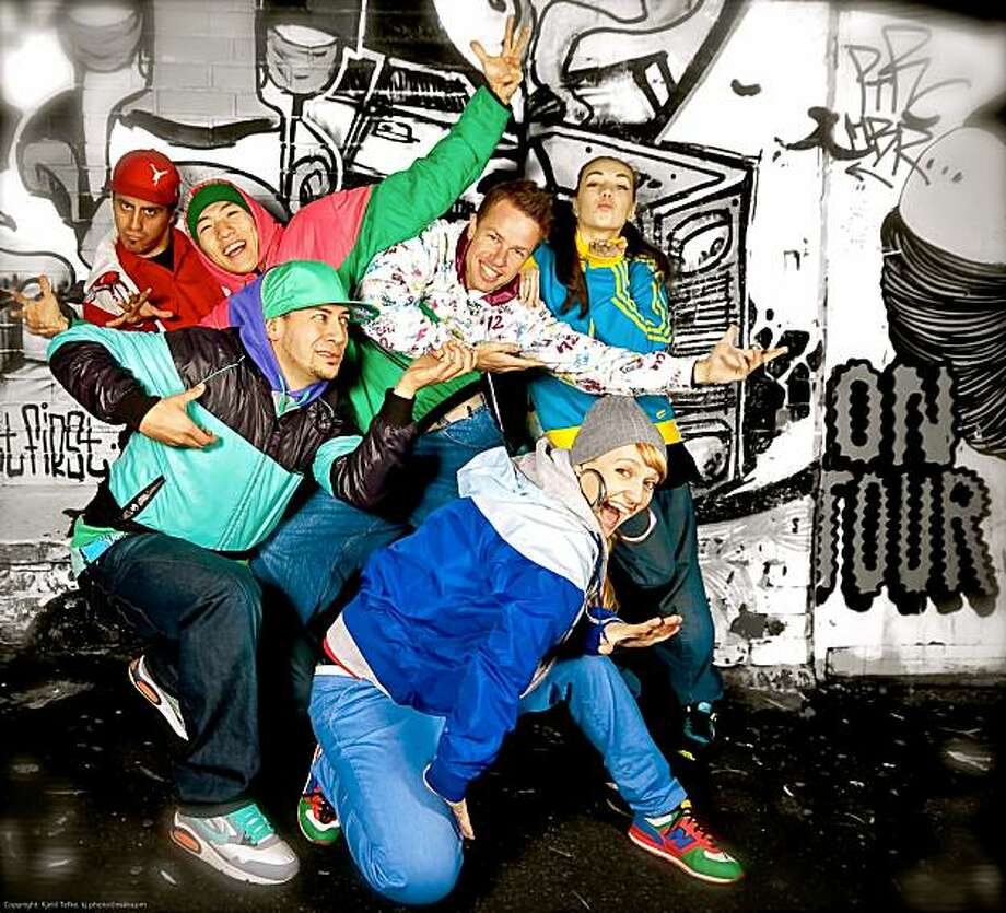 Norway's own Deep Down Dopeizm will be busting a move or two at the Hip Hop DanceFest this weekend. Photo: Kjetil Tefke