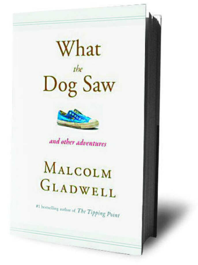 What The Water Gave Me 1938: 'What The Dog Saw,' By Malcolm Gladwell