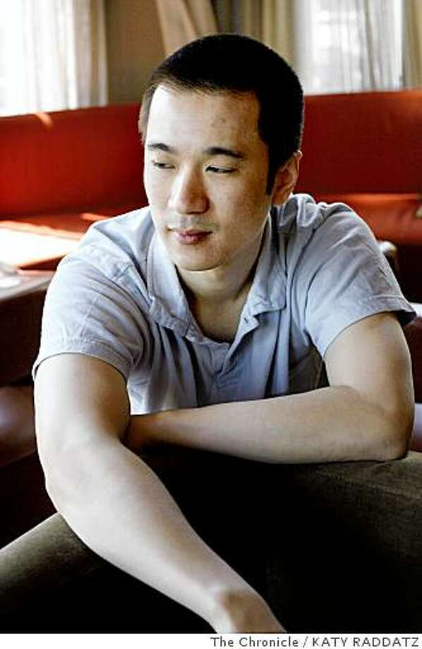 "Nam Le is the author of the acclaimed short story collection called ""The Boat.""  We meet Nam Le in San Francisco, Calif.  on Monday June 2, 2008. Photo: KATY RADDATZ, The Chronicle"