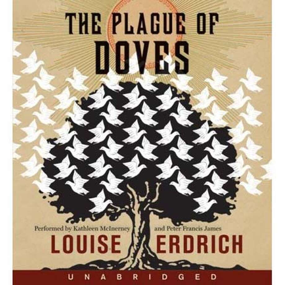 The Plague of Doves by Louise Erdrich, read by Kathleen McInerney and Peter Francis James