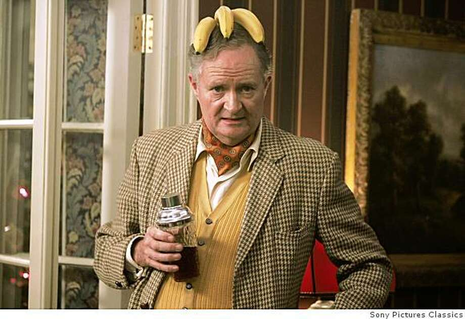 "Jim Broadbent in ""And When Did You Last See Your Father?"" 2008 Photo: Sony Pictures Classics"