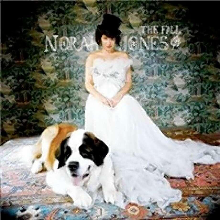 Norah Jones CD cover: THE FALL Photo: Amazon.com