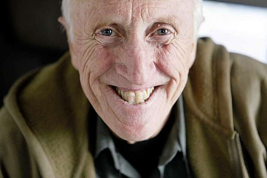 Stewart Brand, founder of the Whole Earth Catalog and author of Whole Earth Discipline, poses for a portrait. Photo: Mike Kepka, The Chronicle