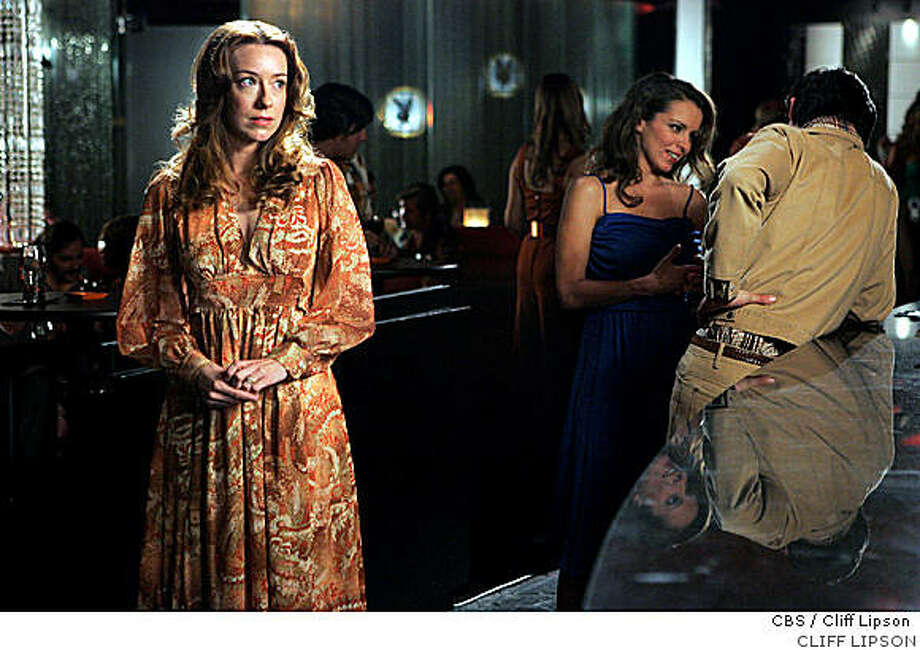 "In this image released by CBS, actress Molly Parker is shown in character in a scene from the CBS series ""Swingtown,"" premiering Thursday, June 5 at 10:00 p.m. EDT.  (AP Photo/CBS, Cliff Lipson) ** MANDATORY CREDIT; NO ARCHIVE; NO SALES; NORTH AMERICA USE ONLY ** Photo: CLIFF LIPSON, AP"