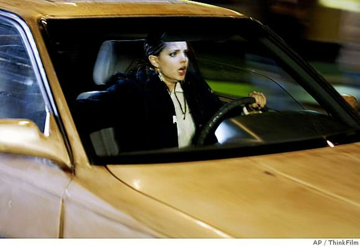 """In this image released by ThinkFilm, Mena Suvari is shown in a scene from, """"Stuck."""" (AP Photo/ThinkFilm) ** NO SALES **"""