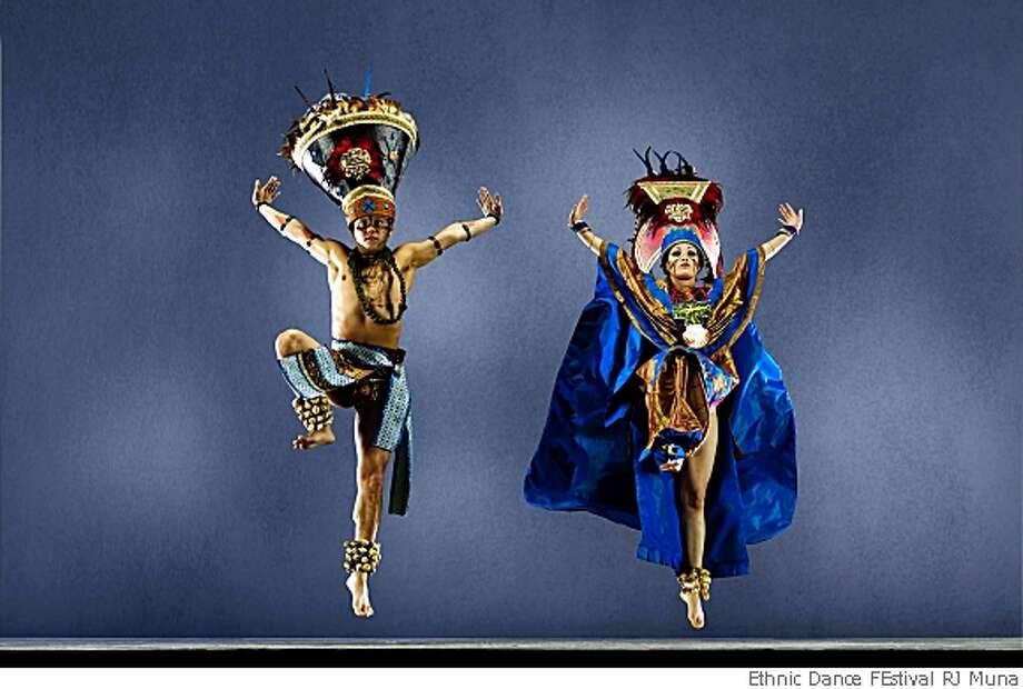 Ensambles Photo: Ethnic Dance FEstival RJ Muna