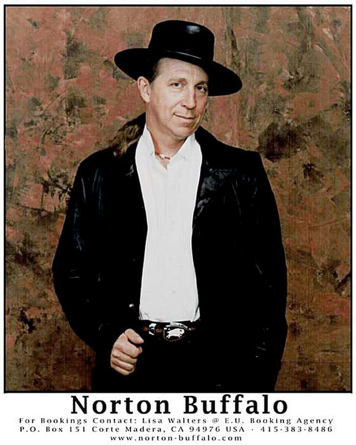 Norton Buffalo, Bay Area musician, member of the Steve Miller Band, frequent collaborator with Roy Rogers and others, died Nov.1, 2009.