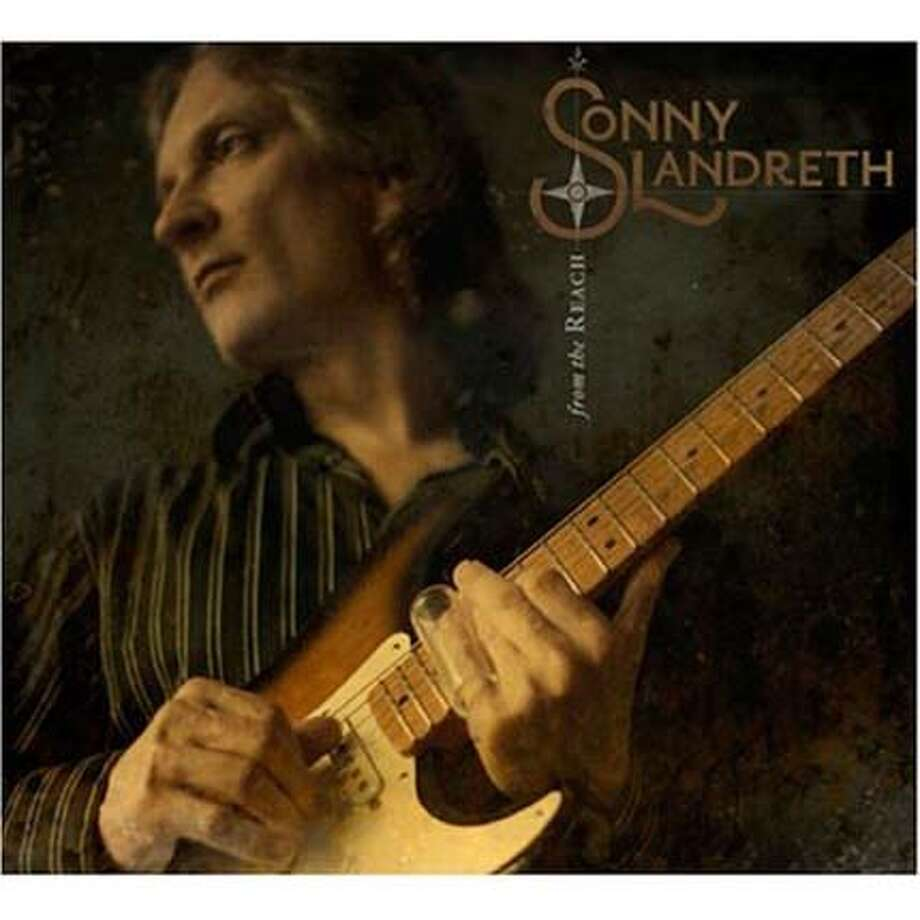 cd cover FROM THE REACH by Sonny Landreth Photo: Handout