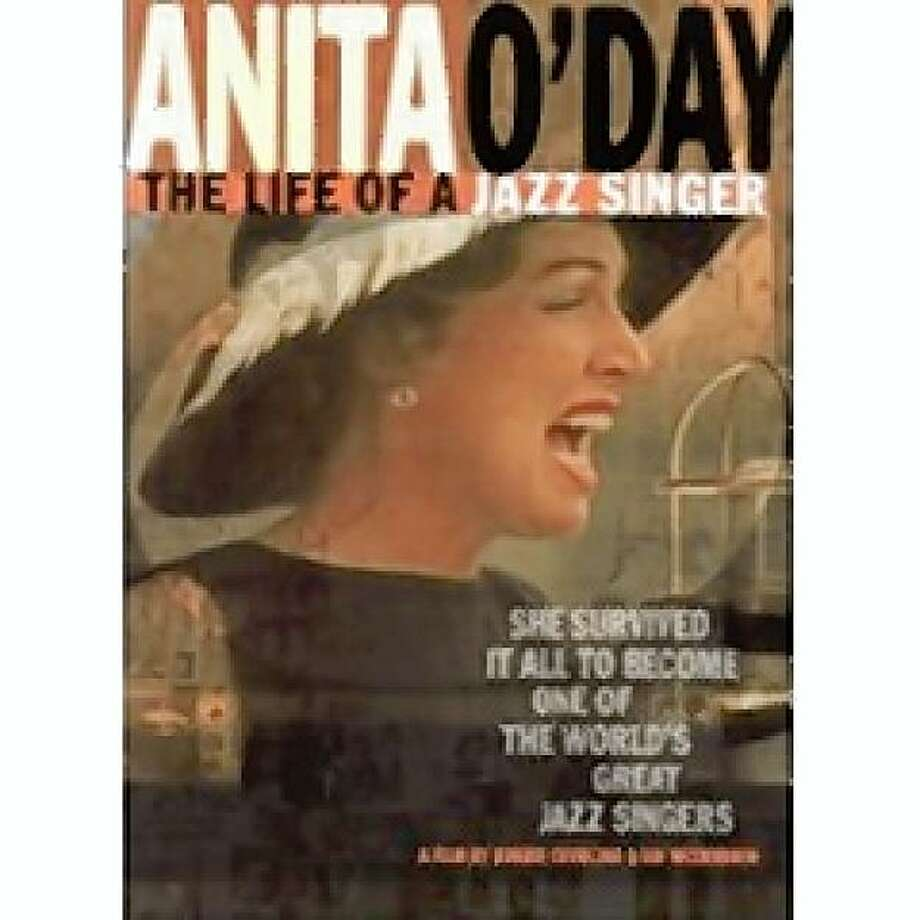 dvd cover: ANITA O'DAY: THE LIFE OF A JAZZ SINGER Photo: Amazon.com
