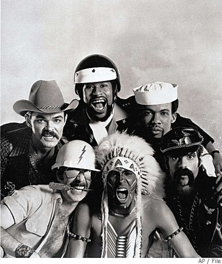 Village People Photo: File, AP