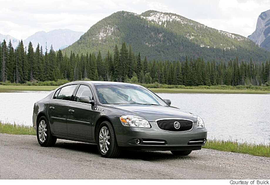 2008 buick lucerne cxs sfgate. Black Bedroom Furniture Sets. Home Design Ideas