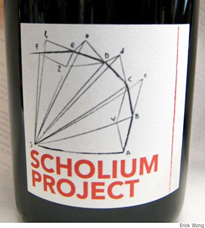 Scholium Project. One of six cult wines to covet. Photo: Erick Wong
