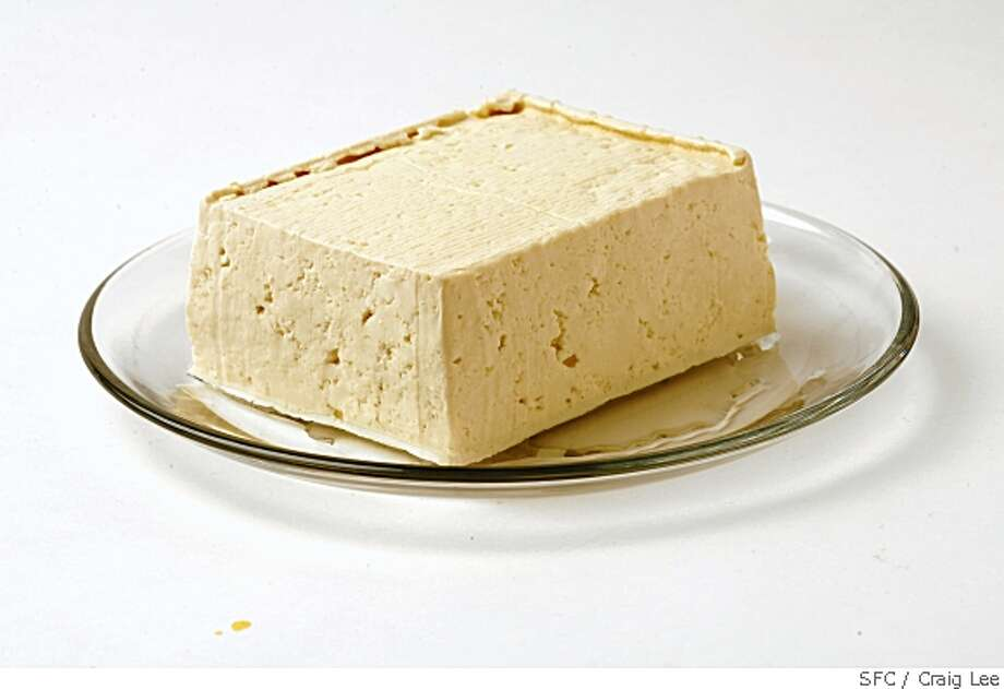 Amanda Berne once enjoyed a simple artisanally crafted block of tofu so rich it was cheeselike. Photo: Craig Lee, SFC