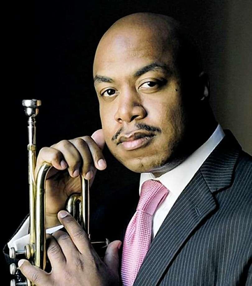 Jazz artist Nicholas Payton Photo: Michael Wilson, Courtesy SFJazz