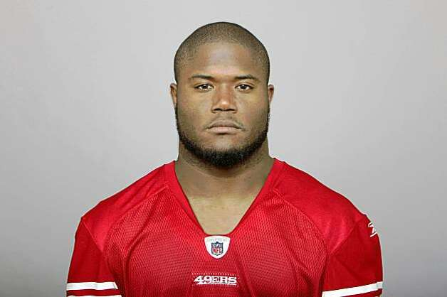 SAN FRANCISCO - 2009:  Michael Robinson of the San Francisco 49ers poses for his 2009 NFL headshot at photo day in San Francisco, California.  (Photo by NFL Photos) Photo: Courtesy, NFL Photos