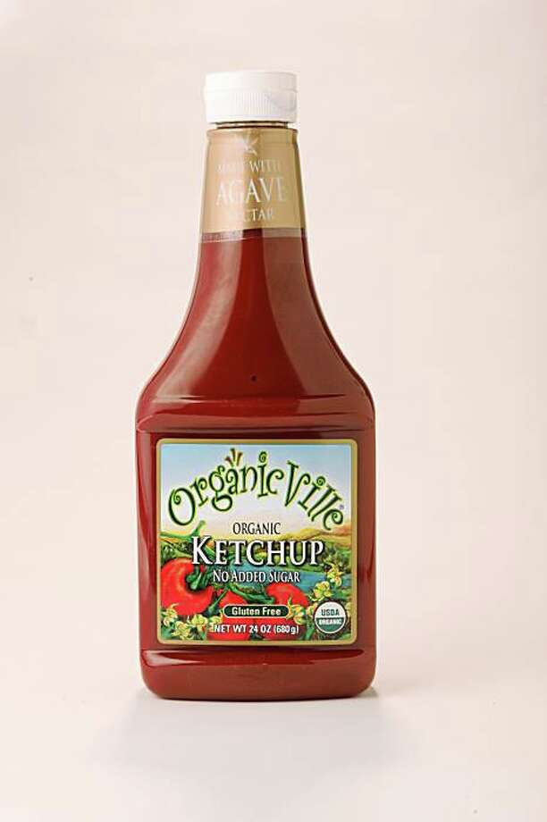 Organicville Ketchup in San Francisco, Calif., on September 2, 2009. Photo: Craig Lee, Special To The Chronicle