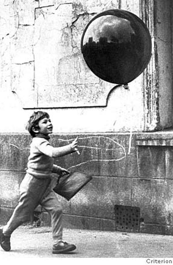 """A scene from """"The Red Balloon."""" Photo courtesy of Criterion"""