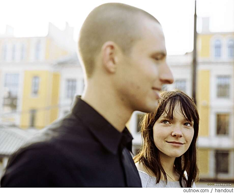 Anders Danielsen Lie and Viktoria Winge in REPRISE Photo: Handout, Outnow.com