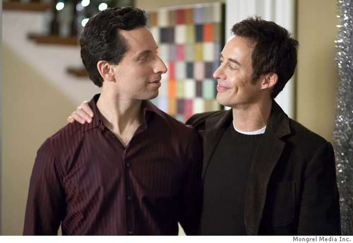 Ben Shenkman as Sam (Left) and Tom Cavanagh as Eric (Right) in