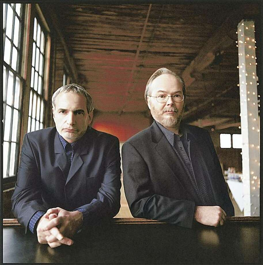 Donald Fagen, left, and Walter Becker of Steely Dan Photo: Danny Clinch, Courtesy Scoop Marketing
