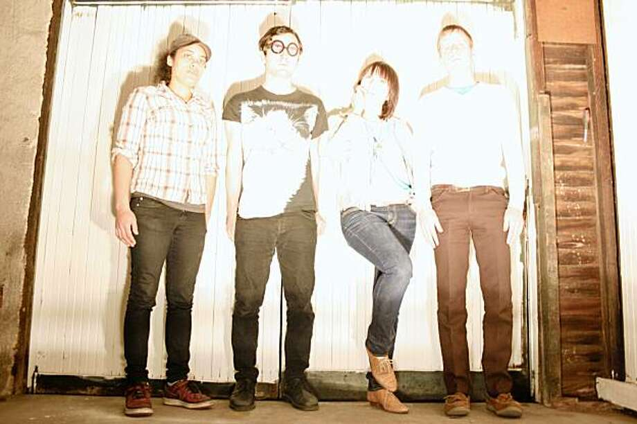 Portland, Ore. band the Intelligence will play at the Elbo Room on Friday. Photo: 230 Publicity