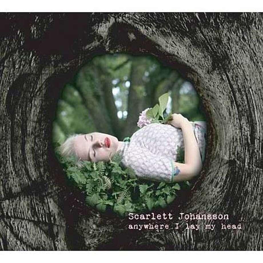 cd cover ANYWHERE I LAY MY HEAD Photo: Ho