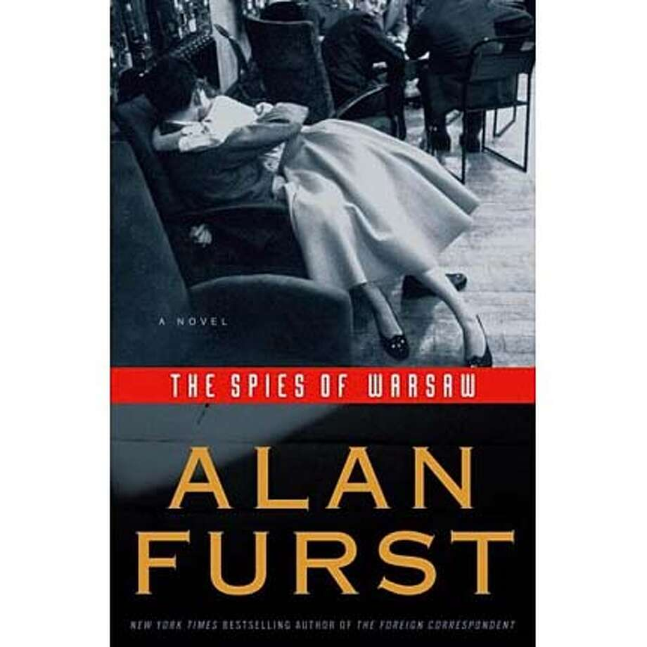 """The Spies of Warsaw"" by Alan Furst"