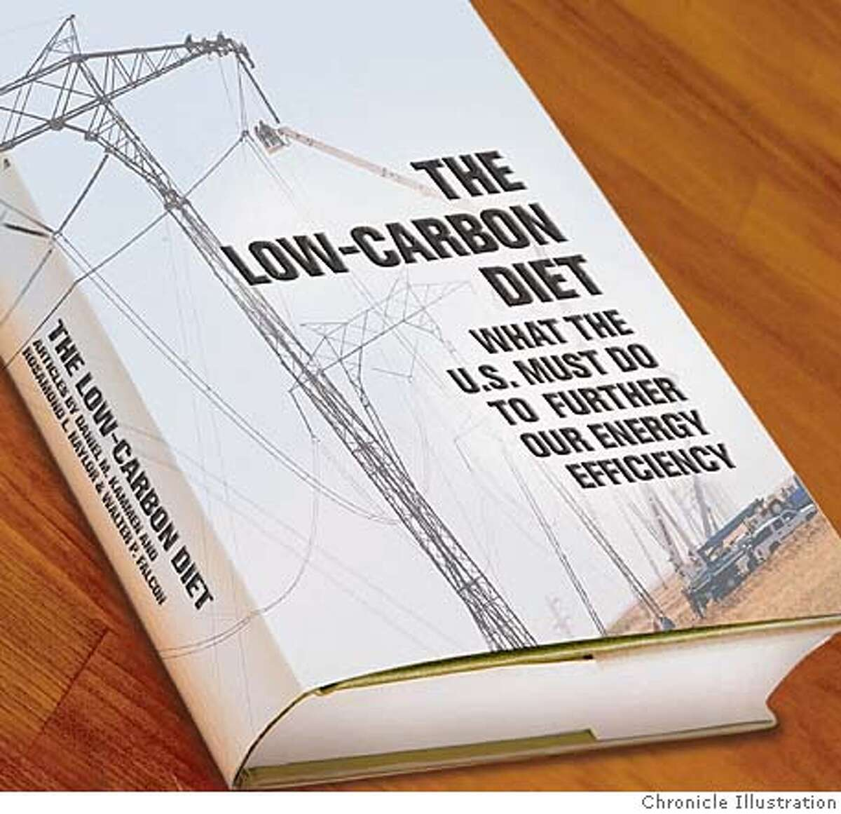Dan Kammen: Clean energy and America's future. Chronicle Illustration