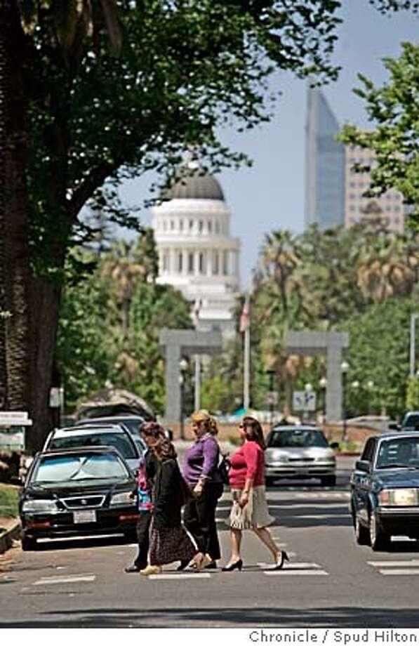 TRAVEL SACRAMENTO MIDTOWN --Midtown is just east of Sacramento's Capitol Park. travel_sacramento46.jpg  Spud Hilton / The Chronicle Photo: Spud Hilton