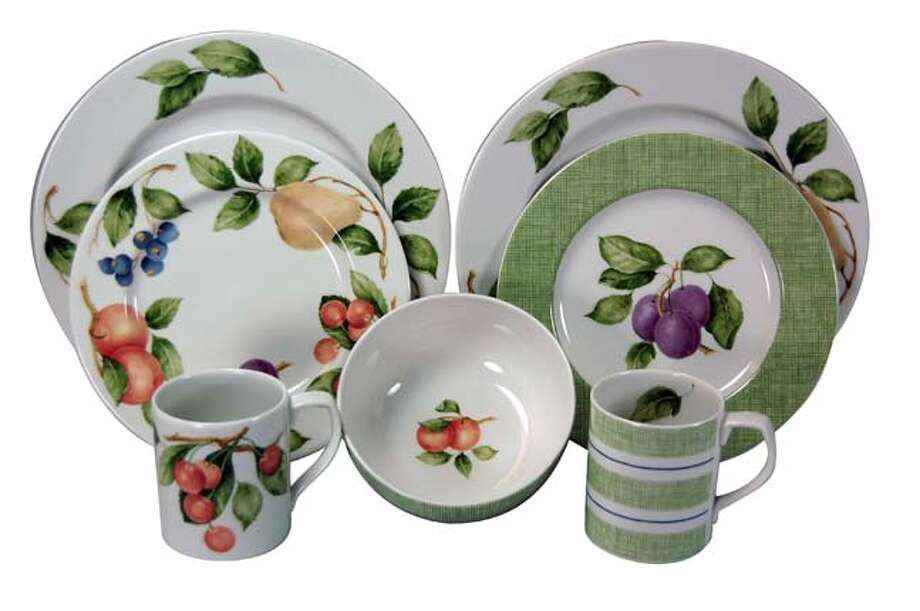 Nature's Bloom represents a casual dinnerware look from Royal Doulton. Ran on: 05-17-2008  Nature's Bloom, a casual collection, in Tuscan tones. Photo: Royal Doulton