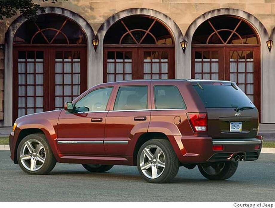 2008 Jeep Grand Cherokee Photo: Courtesy Of Jeep