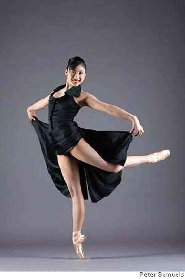 "###Live Caption:Dancer Mayo Sugano is featured in Diablo Ballet's ""Jazz Fever"". Photo credit: Peter Samuels###Caption History:Dancer Mayo Sugano is featured in Diablo Ballet's ""Jazz Fever"". Photo credit: Peter Samuels###Notes:###Special Instructions: Photo: Peter Samuels"