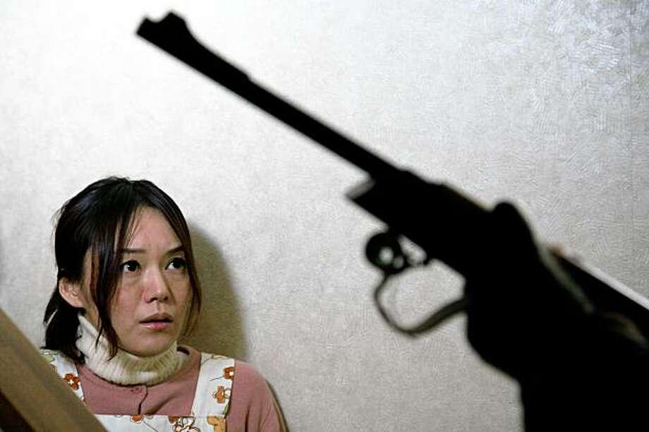 "A scene from Koji Wakamatsu's ""United Red Army"" (2007). Photo: Courtesy Of Masayuki Kakegawa"