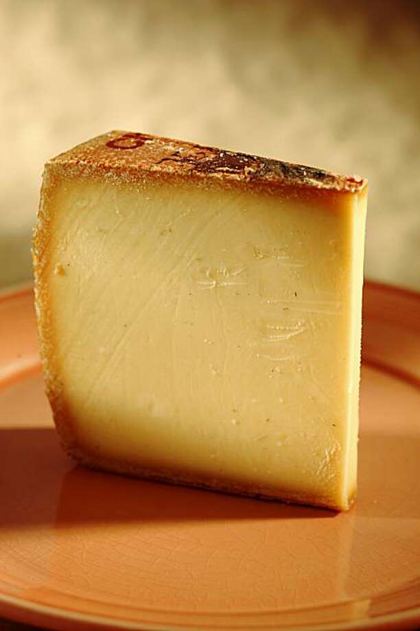 Challerhocker cheese in San Francisco, Calif., on October 7, 2009. Photo: Craig Lee, Special To The Chronicle