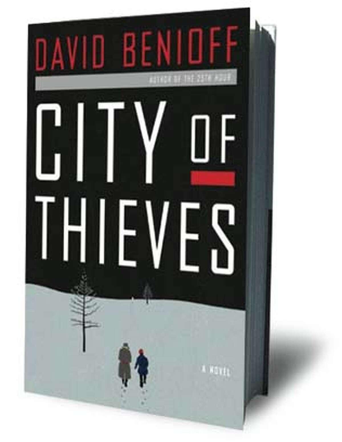 Cover of David Benioff's new novel