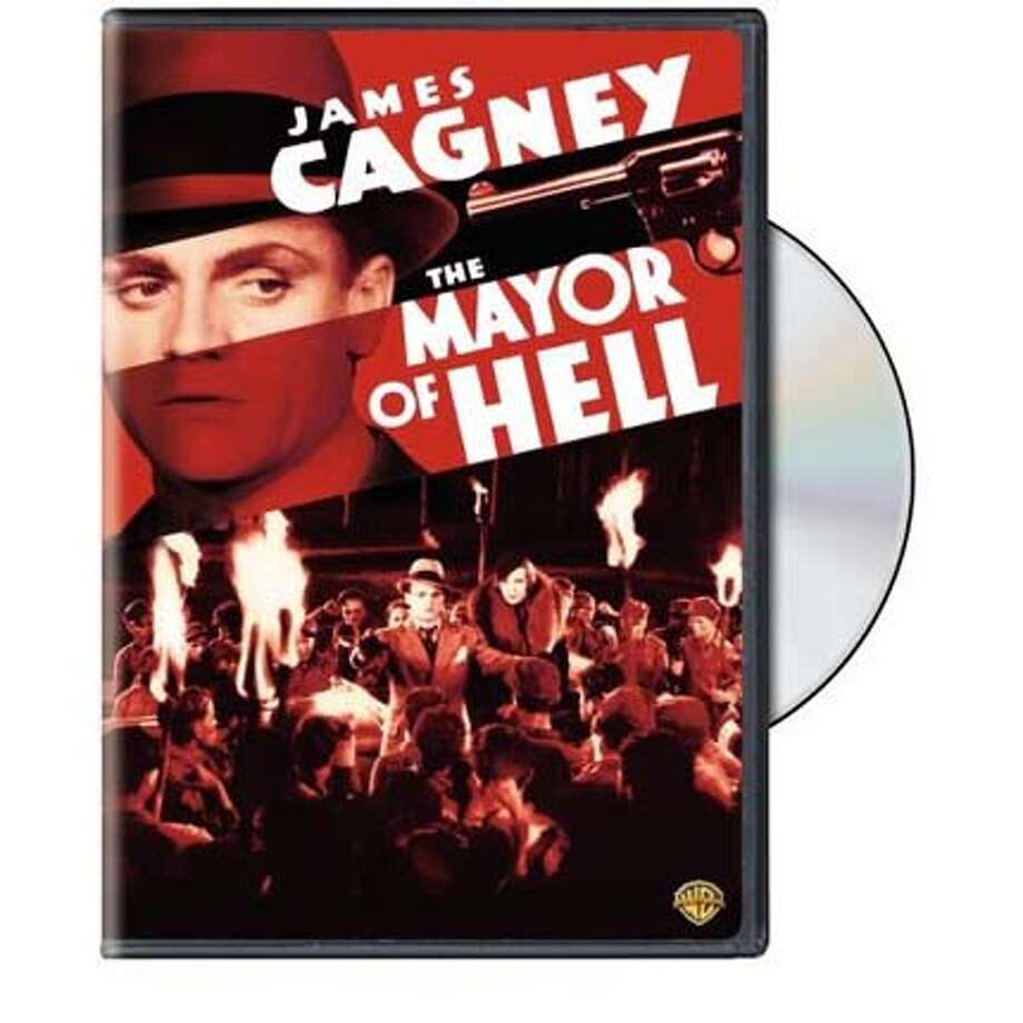 dvd cover Mayor of Hell Ran on: 05-11-2008 Photo: Warner Home Video