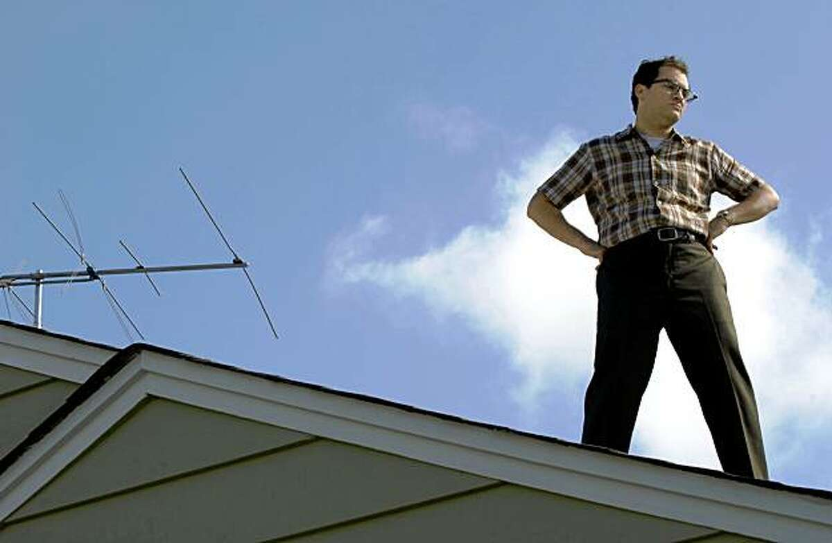 Michael Stuhlbarg stars as Larry Gopnik in writer/directors Joel and Ethan Coen's 1967-set A SERIOUS MAN, a Focus Features release.