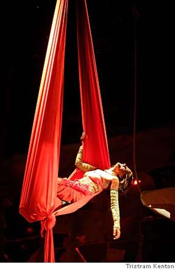 "Archana Ramaswamy as Titania in ""A Midsummer Night's Dream"" Best of Broadway 2008 Ran on: 05-04-2008  Archana Ramaswamy as Titania in the Best of Broadway production of &quo;A Midsummer Night's Dream.&quo; Photo: Tristram Kenton"