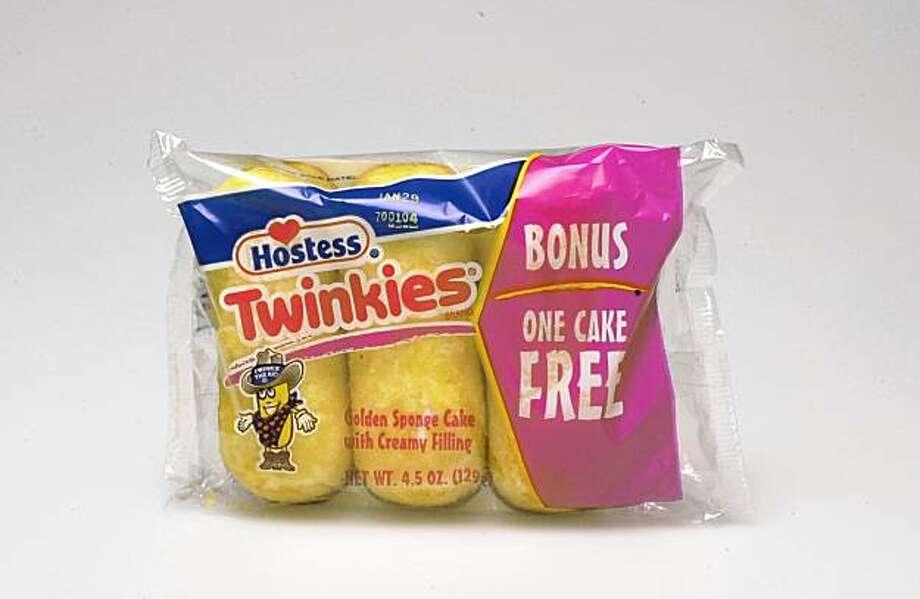 Hostess Twinkies Photo: Darryl Bush, The Chronicle
