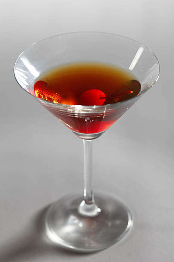 The Cocktail a la Louisiane in San Francisco, Calif., on September 23, 2009. Drink styled by Rose Amoroso. Photo: Craig Lee, Special To The Chronicle