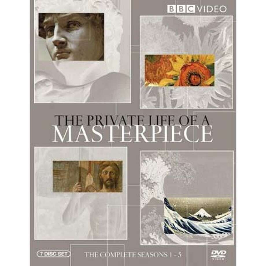 dvd cover THE PRIVATE LIFE OF A MASTERPIECE Photo: Handout