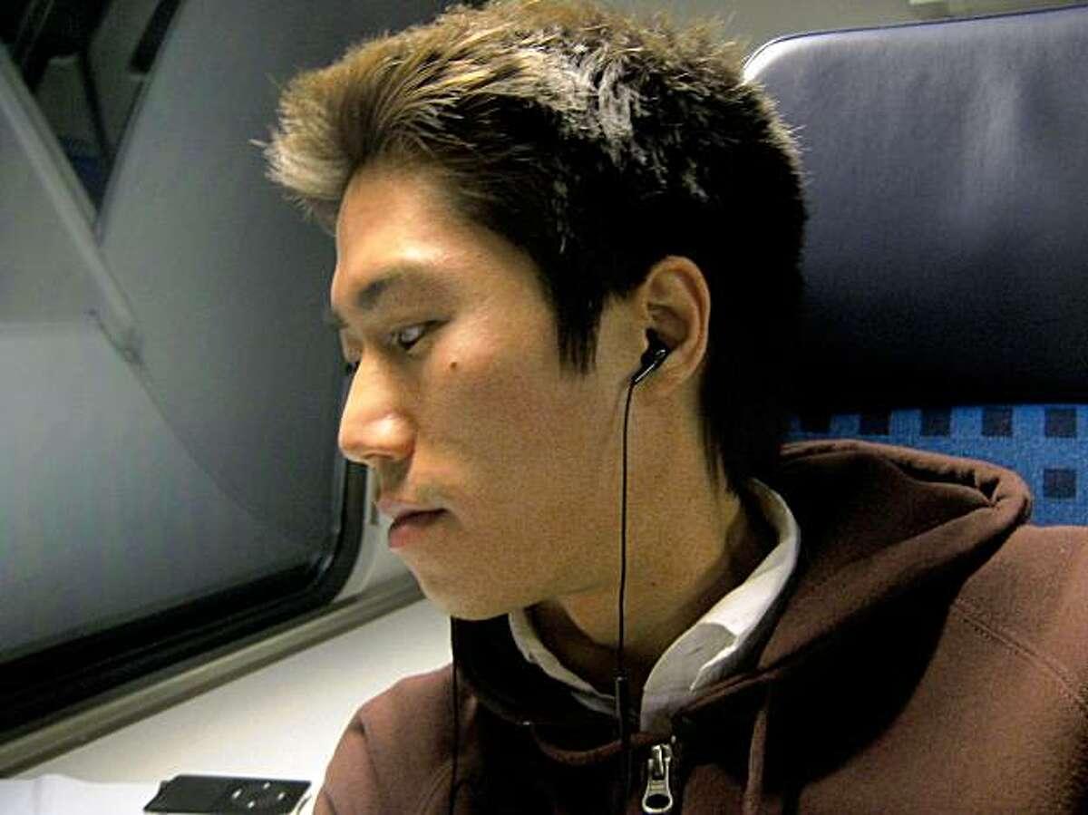 Author Tao Lin