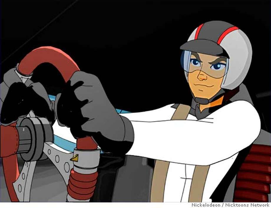 Nicktoons Network's New Animated Series Speed Racer: The Next Generation, Starts Its Engines May 20. (PRNewsFoto/Nickelodeon/Nicktoons Network) Photo: PRNewsFoto/Nickelodeon/Nicktoon