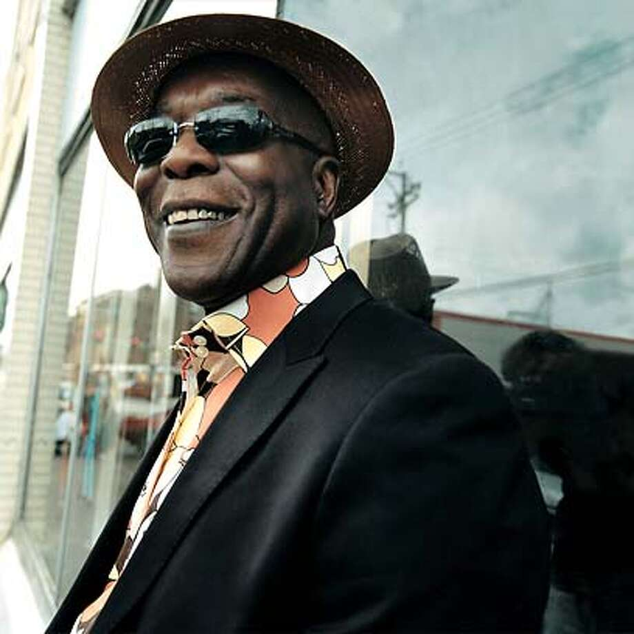 Buddy Guy performs today at the 2007 Russian River Blues Festival, taking place at Johnsons Beach along the Russian River in Guerneville. Ran on: 06-17-2007  Scary Mansion, featuring Leah Hayes, will perform Tuesday at the Hemlock Tavern in San Francisco and Wednesday at 21 Grand in Oakland. Photo: Handout