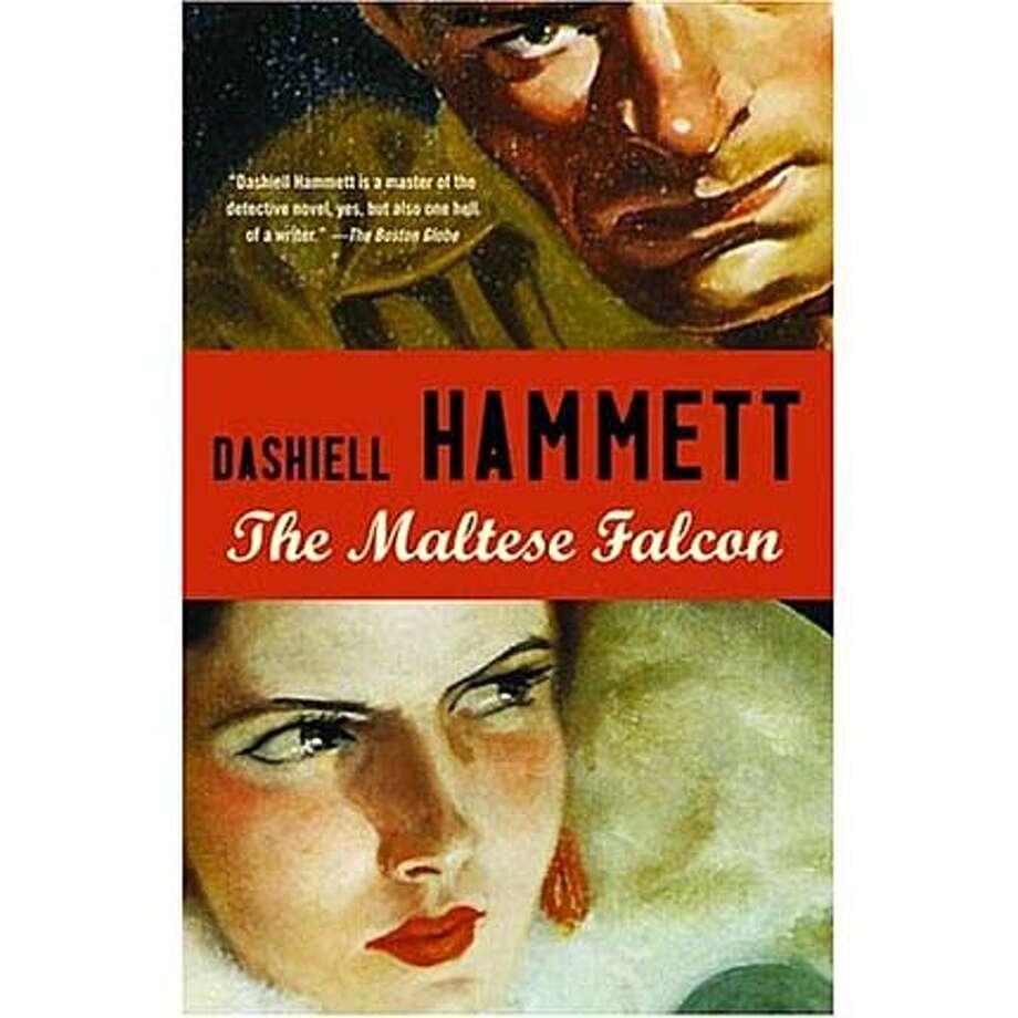 """""""The Maltese Falcon"""" by Dashiell Hammett"""