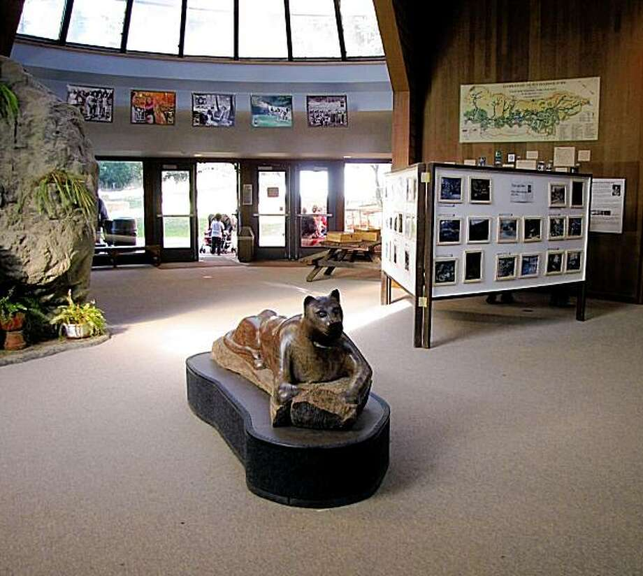 Environmental Education Center at Tilden Regional Park in Berkeley. Photo: Stephanie Wright Hession