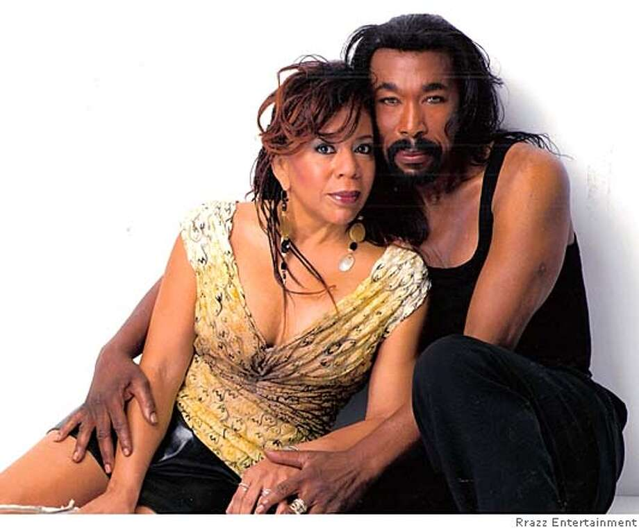 Nickolas Ashford and Valerie Simpson are a successful husband and wife songwriting/production team, as well as being recording artists in their own right. Hit songs include Ain't No Mountain High Enough and Reach Out and Touch Somebody's Hand.  May 6-18 at the Rrazz Room, SF Ran on: 05-04-2008  Valerie Simpson and Nickolas Ashford perform Tuesday through May 18 at the Rrazz Room.  Ran on: 05-04-2008  Valerie Simpson and Nickolas Ashford perform Tuesday through May 18 at the Rrazz Room.  Ran on: 05-04-2008 Ran on: 05-04-2008 Photo: Rrazz Entertainment