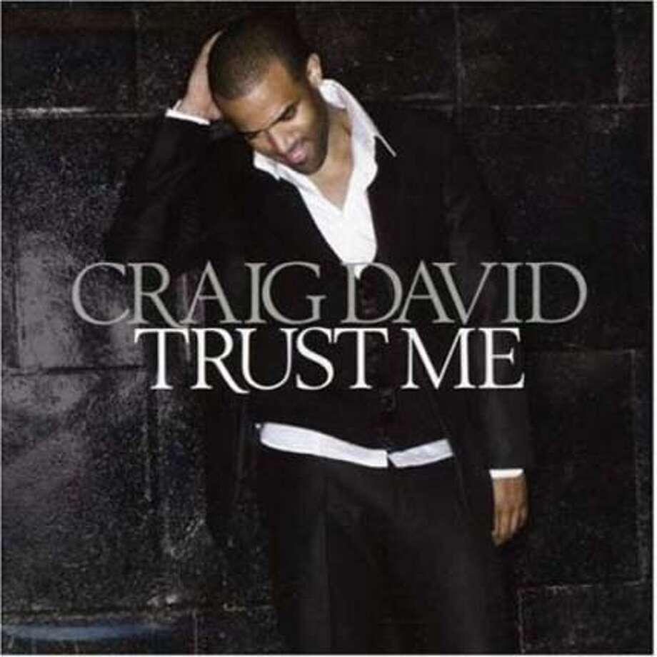 cd cover Craig David Photo: Warer Bros. Records