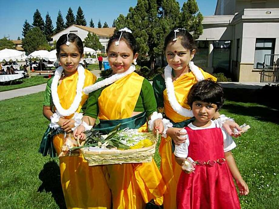 The annual Diwali Festival of Lights takes place in Cupertino. Photo: Cupertino Chamber Of Commerce Pi